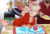 Highlight for Album: Adams 4th Birthday Party